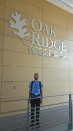 Michael Vigers at ORNL.